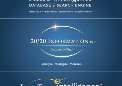 20/20 Information logos