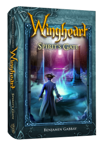 Wingheart: Spirit's Gate cover