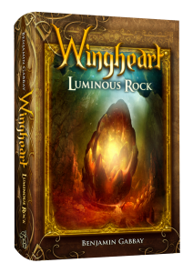 Wingheart: Luminous Rock cover