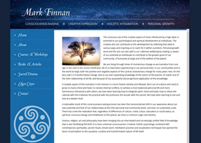 Mark Finnan website