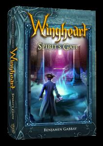Wingheart: Spirit's Gate cover