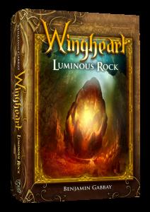 Wingheart: Luminous Rock cover